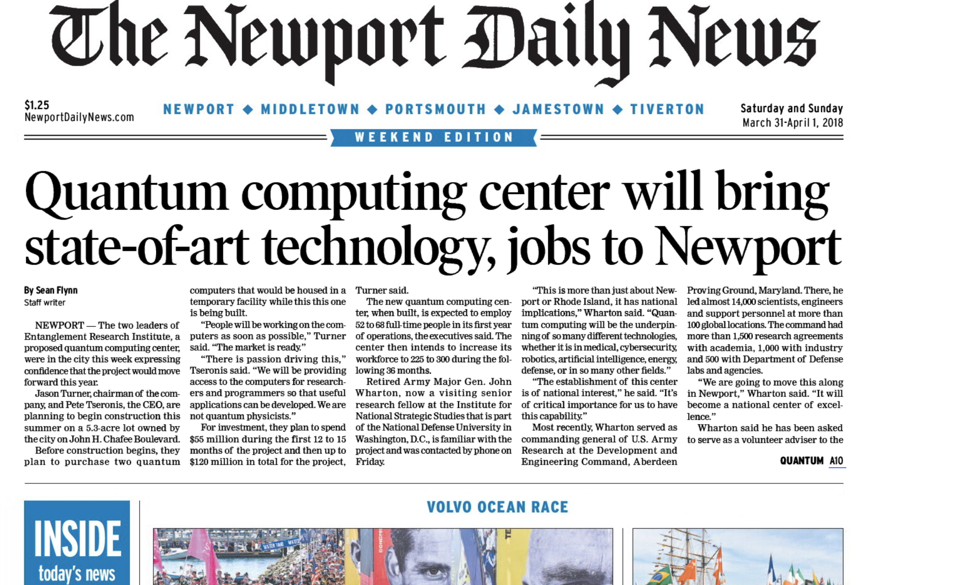 newport daily news
